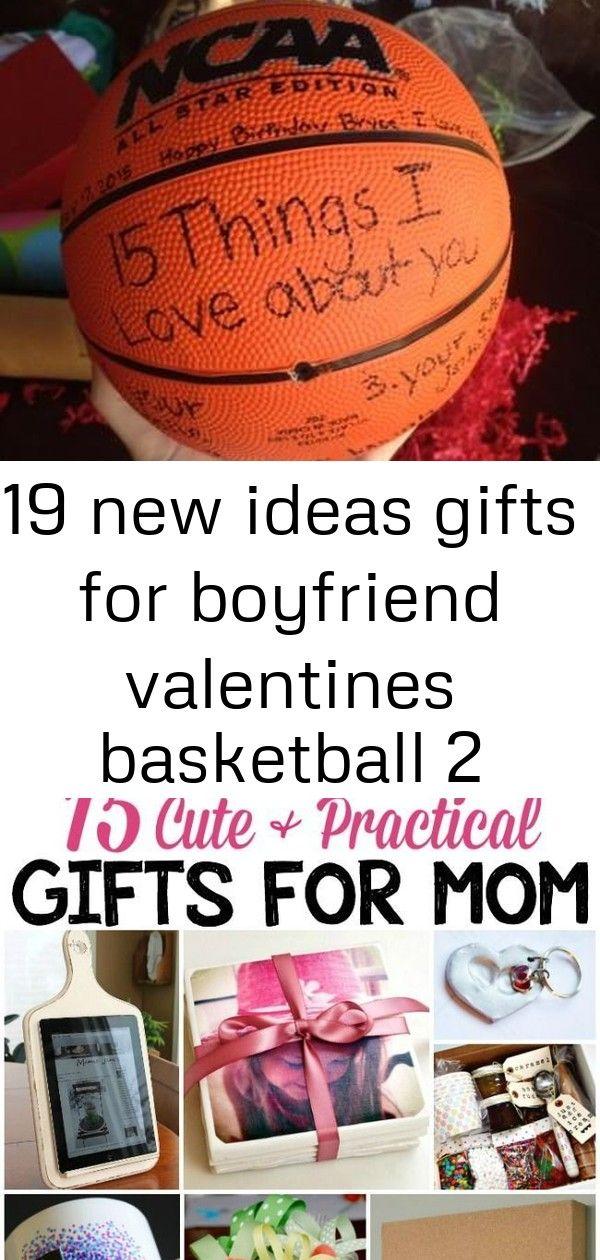 19 New ideas gifts for boyfriend valentines basketball #