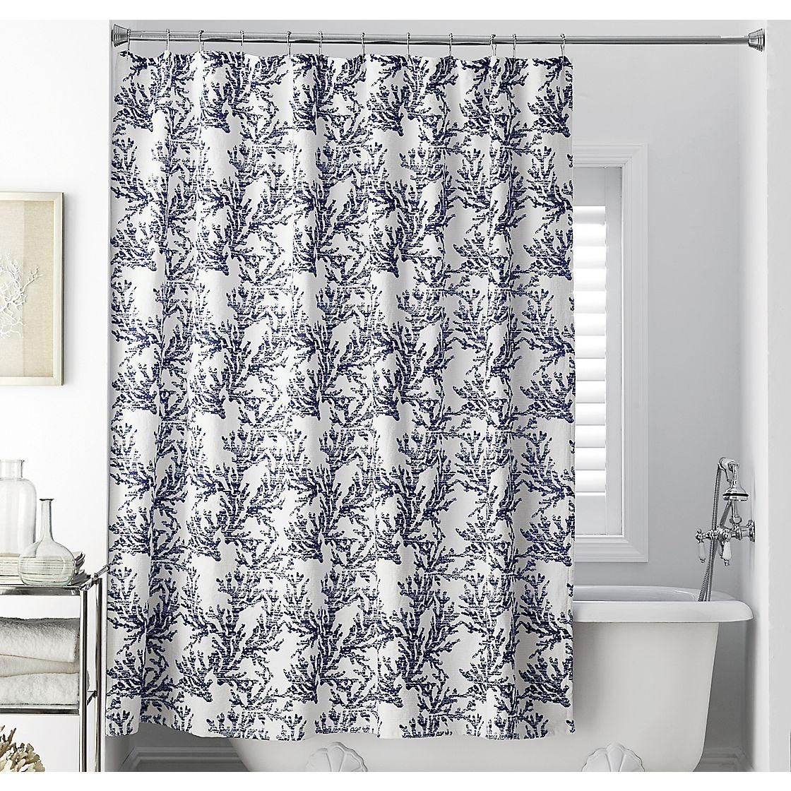 Oceanfront Shower Curtain At The Company Store Bath Shower