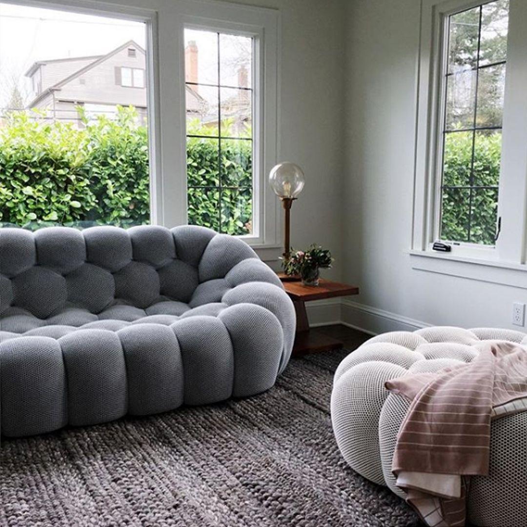 Roche Bobois Bubble Sofa Designed By Sacha Lakic En 2019
