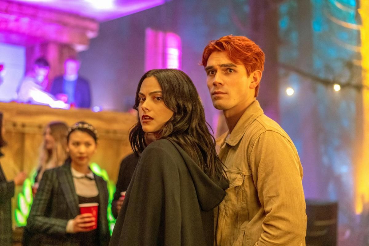 Riverdale Season 4 Episode 13 Review In 2020 Riverdale The Ides