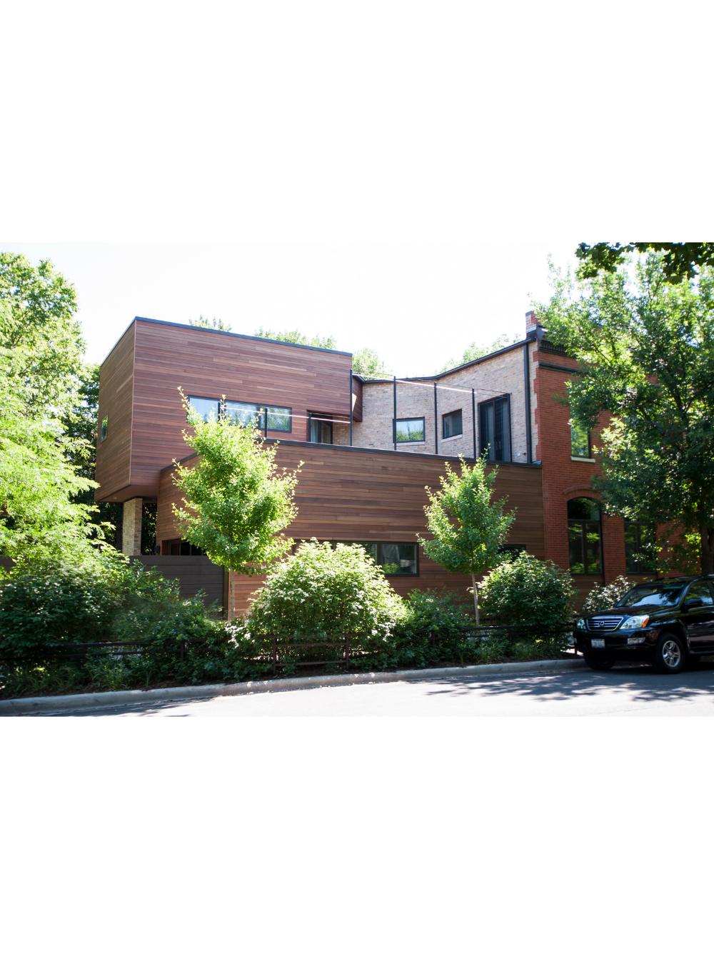 Leavitt House I Norsman Architects Ltd House Mix Use