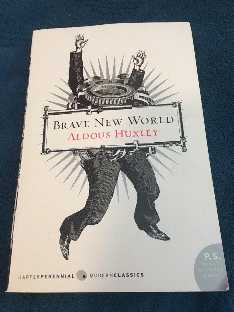 Brave New World Aldous Huxley Brave New World Huxley New World Brave New World