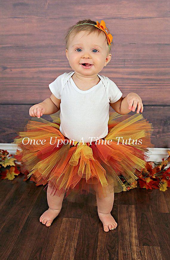 Fall Tutu Thanksgiving Tutu Infant Tutu Newborn Tutu Baby Tutu Harvest Tutu Child Tutu Toddler Tutu Girls Tutu Tutu Autumn Tutu