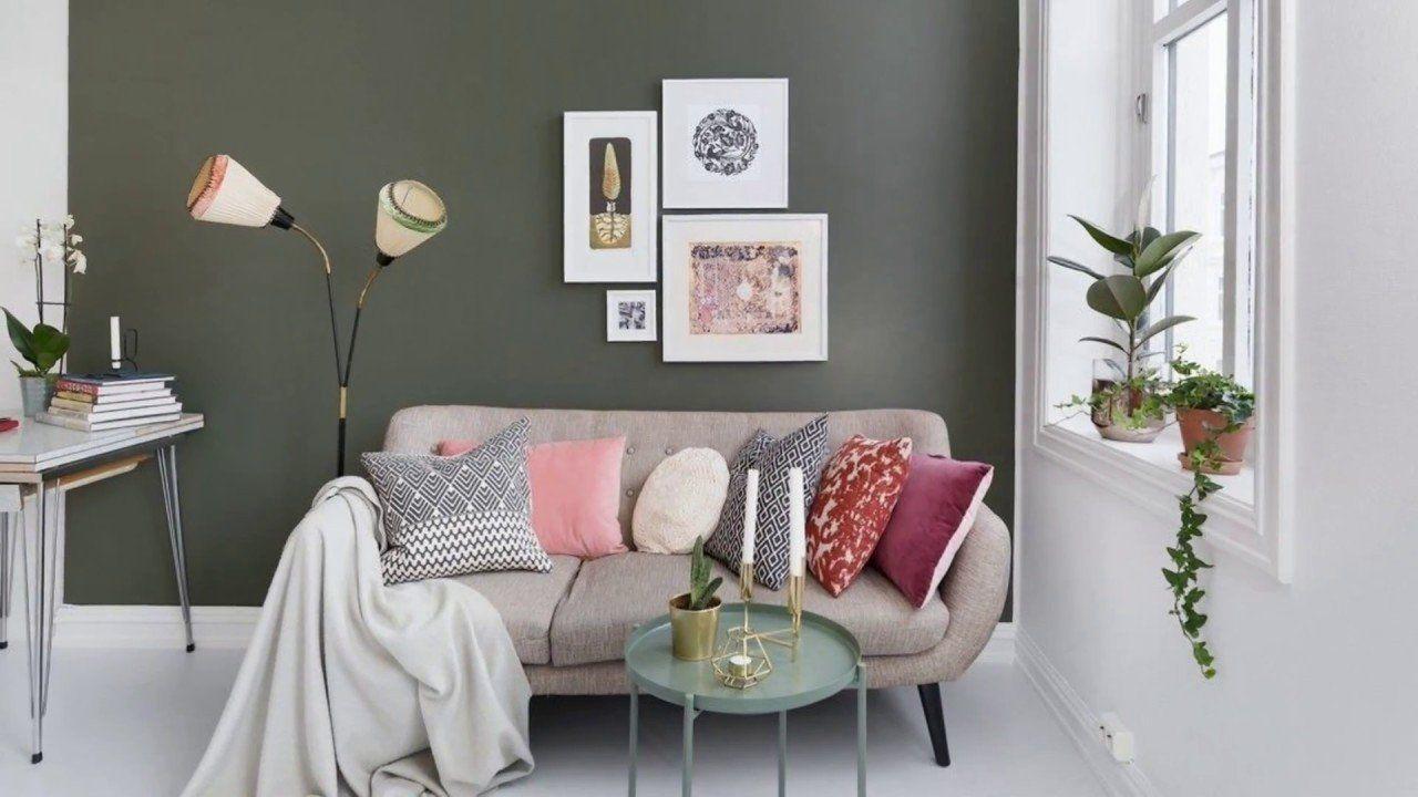 Budget Living Room Decorating Ideas Bright Small Apartment ...