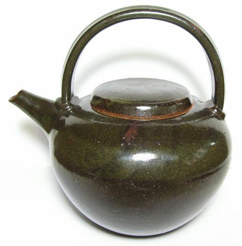 Rare & Wonderful Scheier Handcrafted Studio Art Pottery Teapot   eBay