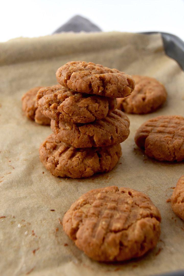 Peanut Butter Oatmeal Cookies | Recipe | Peanut butter ...