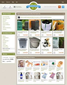 Etsy for Eco