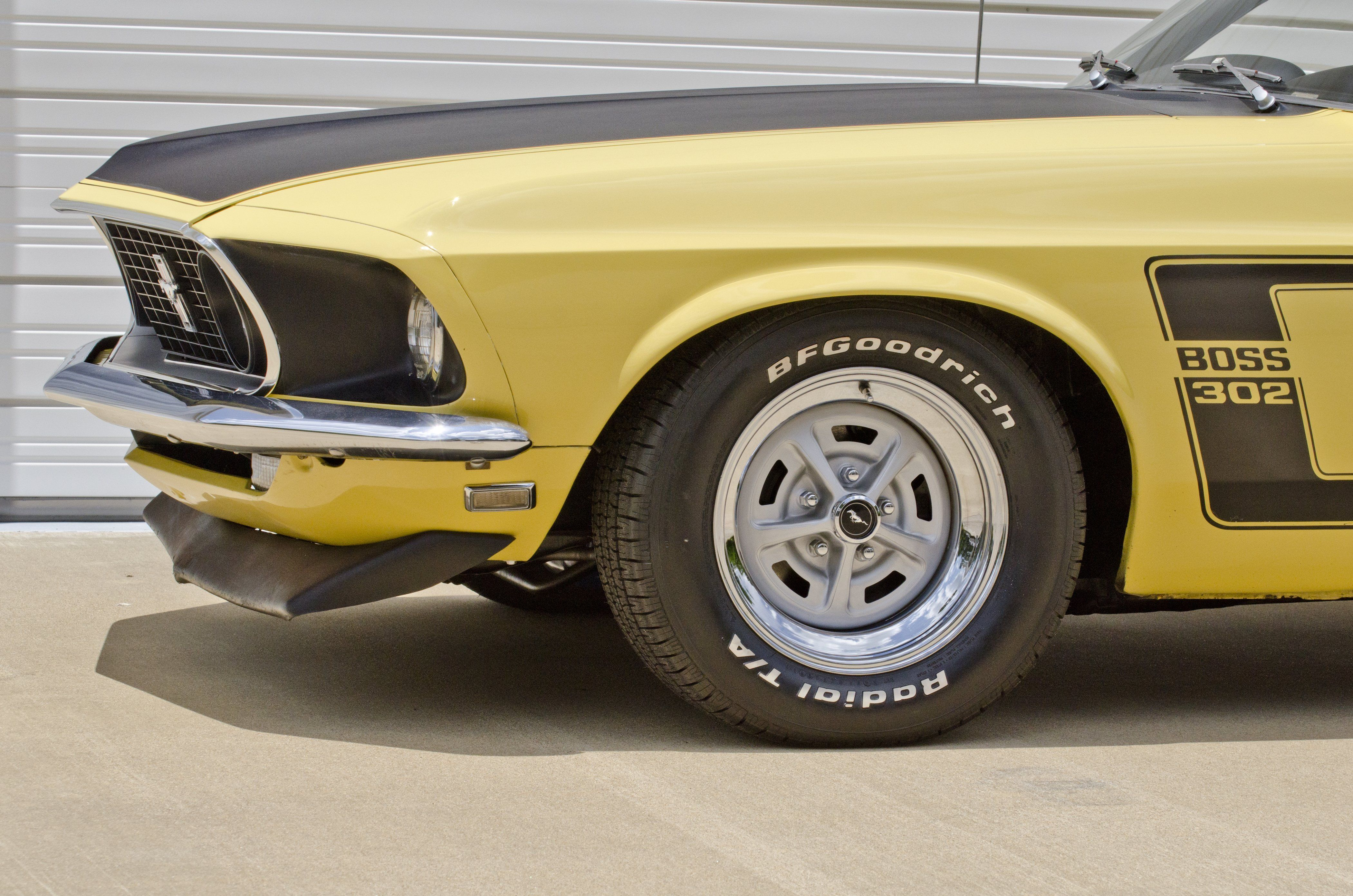 1969 Ford Mustang Boss 302 Fastback Muscle Classic USA 4200x2790 06