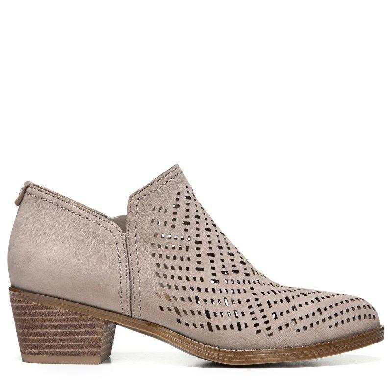 8c004d1a22d6 Naturalizer Women s Zenith Narrow Medium Wide Booties (Light Grey)