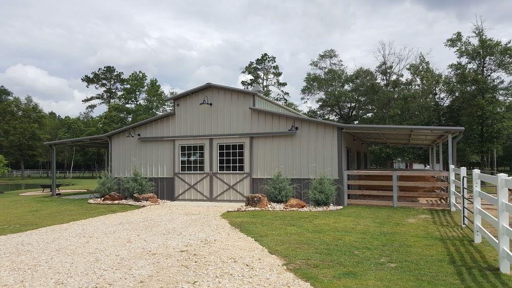 Incroyable Olexa Horse Barn 2