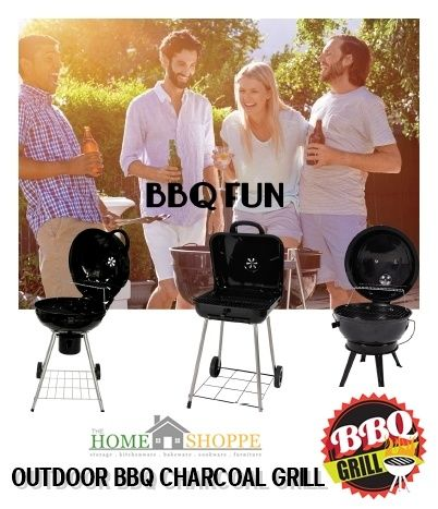 S$5990(▽25)The Home Shoppe Outdoor BBQ Grill / Charcoal Grill