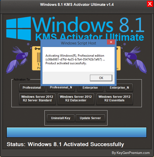 Windows 8 1 KMS Activator Ultimate 1 4 Full Version Free Download