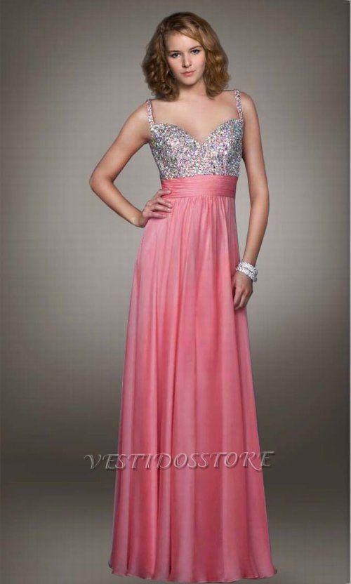 Vestidos largos de fiesta, más formales y elegantes. | Vestidos para ...