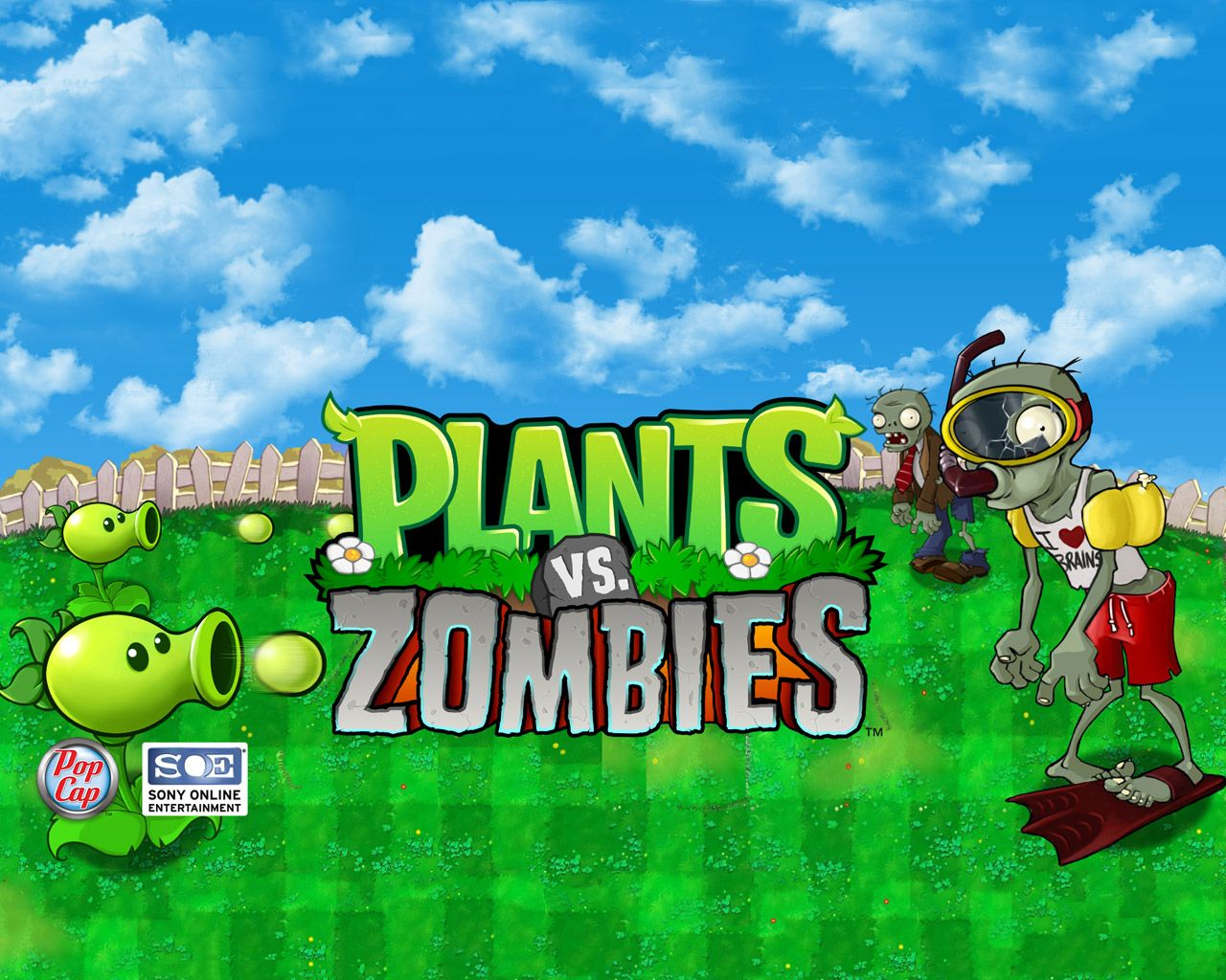undefined plants vs zombies wallpaper (41 wallpapers) | adorable