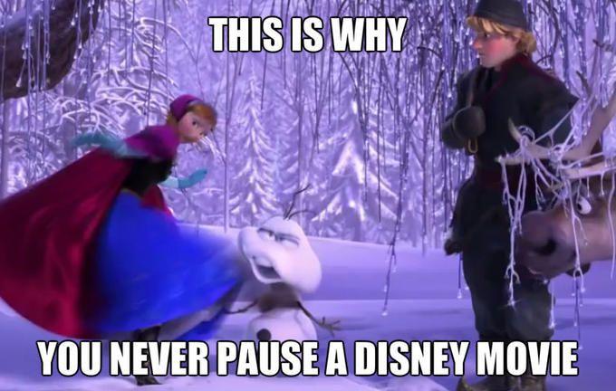 Olaf? | Frozen