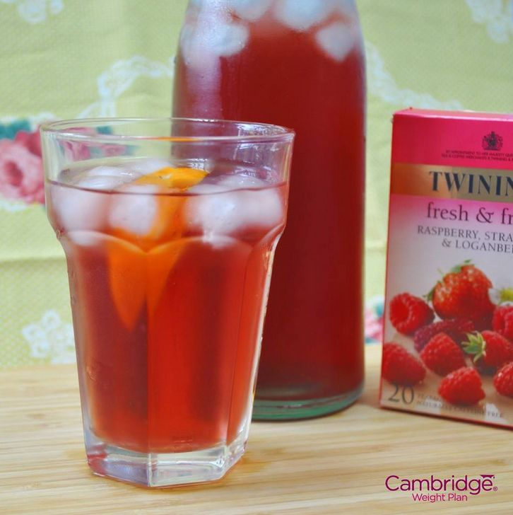 iced tea business plan