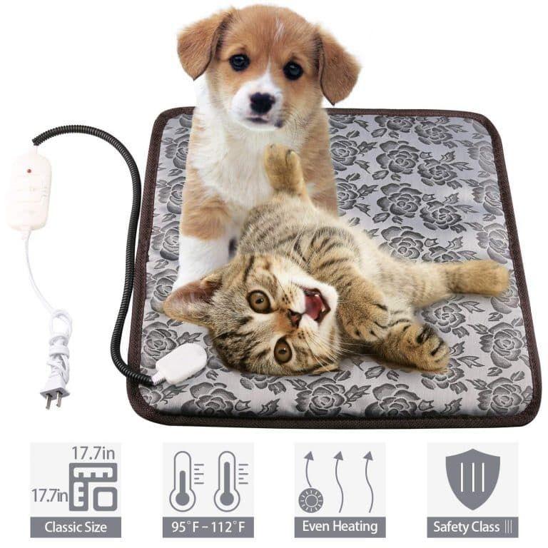 Wangster Pet Heating Pad Pet Heating Pad Pets Outdoor Cats