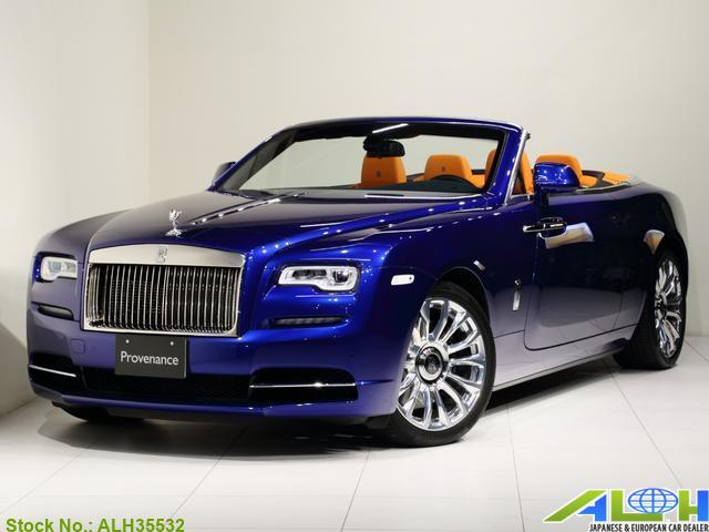 8955Japan Used 2019 Rolls Royce Dawn Sports Car for Sale