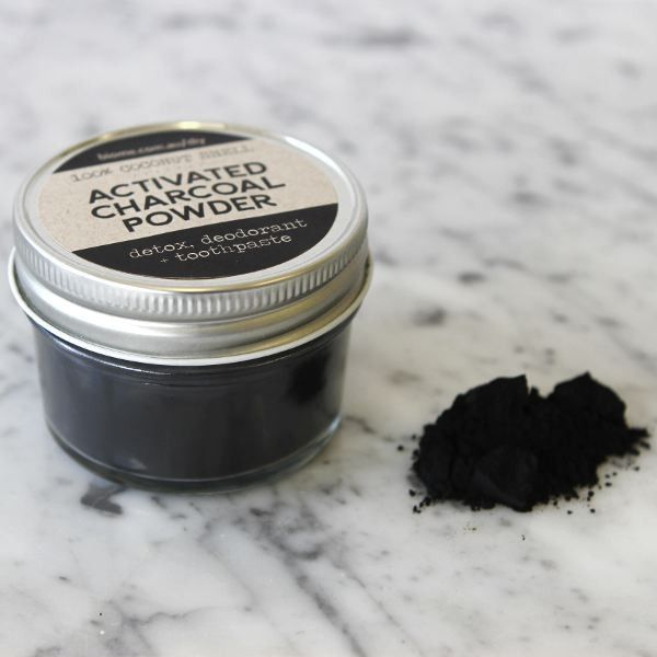 Activated charcoal is a highly absorptive and wonderfully detoxifying substance, and is fantastic at drawing bacteria, chemicals, dirt, and other micro particles from the skin and hair.  Here are three easy ways you can incorporate medicinal grade activated charcoal into your natural beauty regime, for whiter teeth, clearer skin and voluminous hair without unnecessary chemicals.