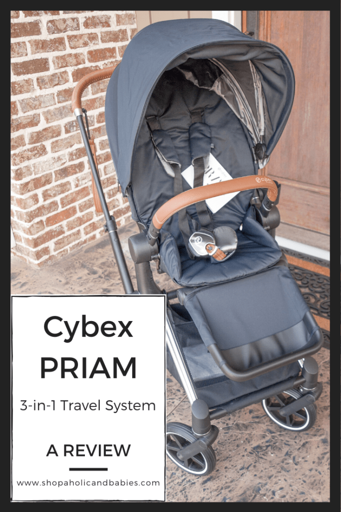 Cybex PRIAM a Review Shopaholic and Babies. The Cybex