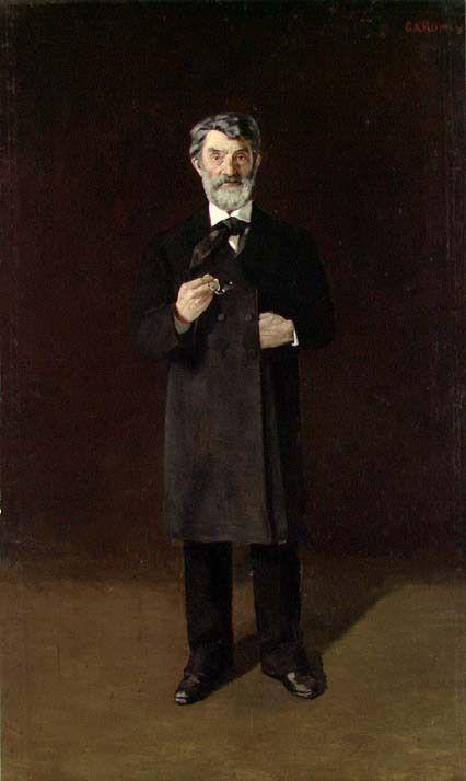 Statsminister Johan Sverdrup Maleri Maleri Kunst