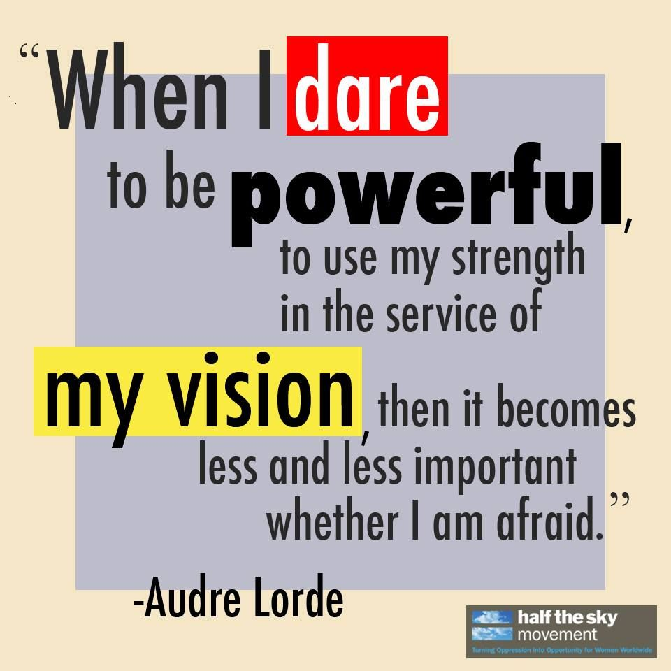 Audre Lorde Inspiration Powerful Quotes Words Wise Words