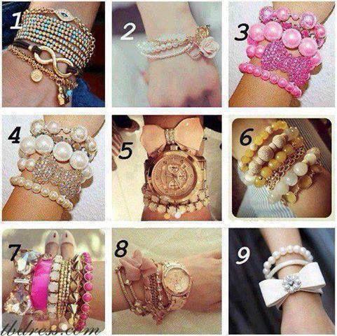 bracelet looks