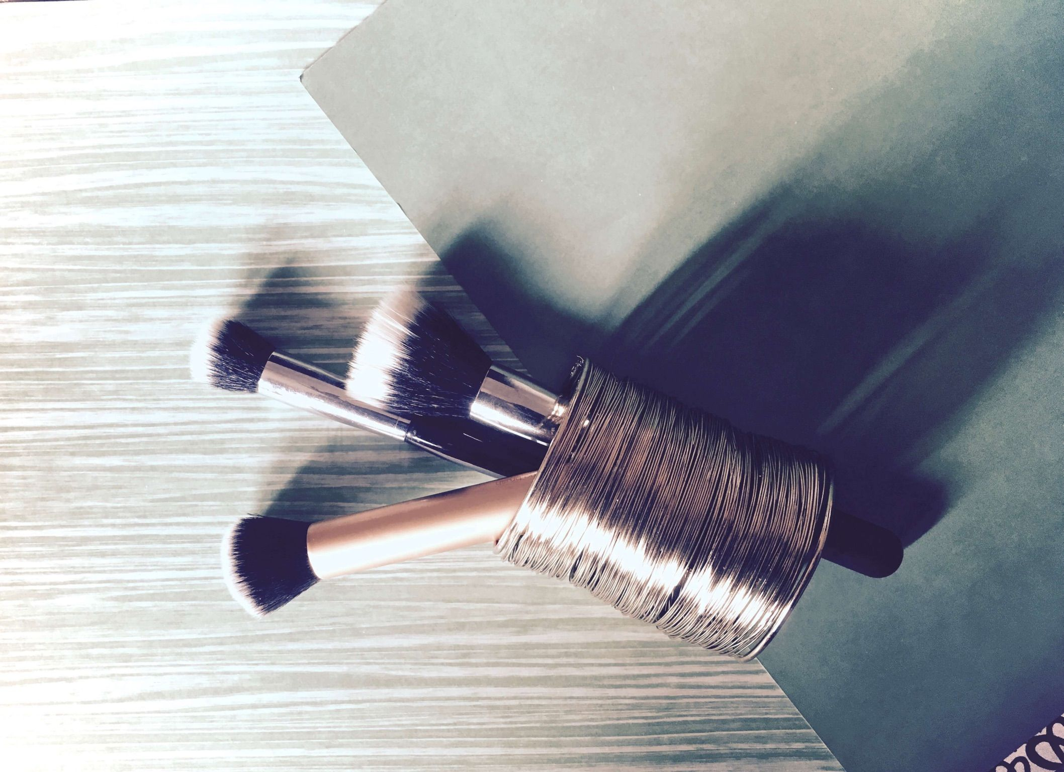 A good foundation brush is really all you need for a