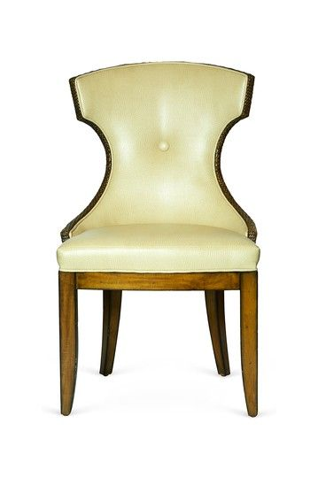 Superior Filipino Ostrich Leather Chair By Rustic Objects U0026 Furniture On @HauteLook