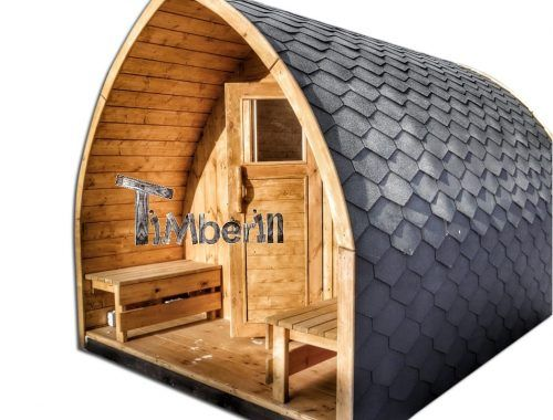 sauna de jardin en bois igloo bain nordique scandinave finlandais pinterest sauna sauna. Black Bedroom Furniture Sets. Home Design Ideas