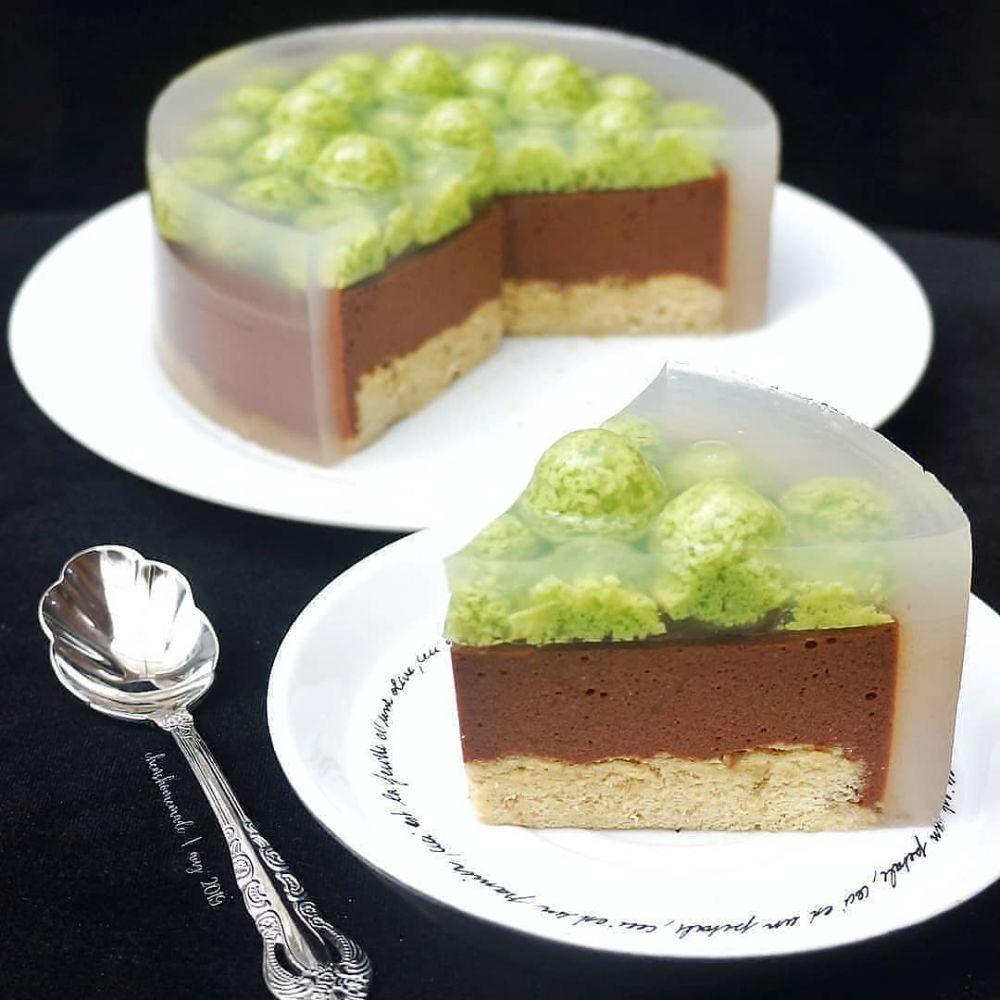 Resep Dessert Enak Instagram Makanan Prancis Makanan Makanan Penutup Mini