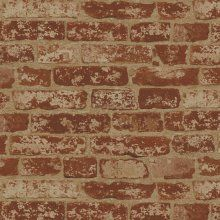 Red Faux Brick Wallpaper Red barns, Brick wallpaper