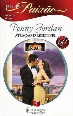 Meus Romances Blog Atracao Irresistivel Penny Jordan
