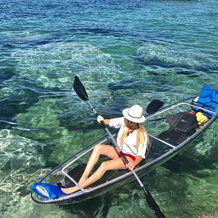 Fun Summer Activities In Lake Tahoe North Lake Tahoe Kayaking