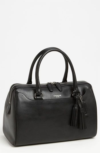 Coach Legacy Haley Leather Satchel Available At Nordstrom