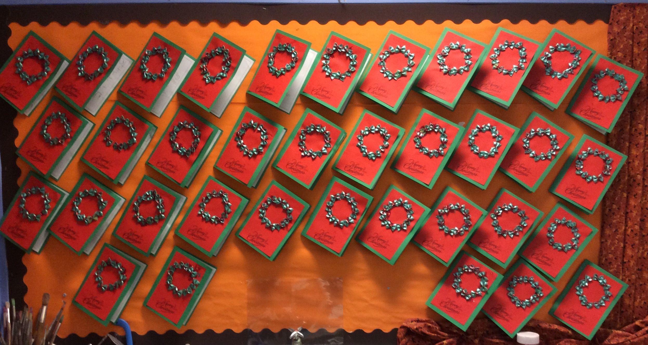 Children S Beautiful Xmas Cards
