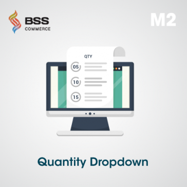 Magento 2 Quantity Dropdown | Magento 2 Extensions by