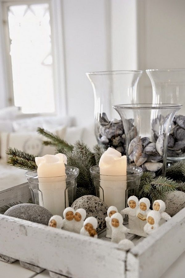 Modern Christmas 2015 Decoration Ideas For Your Home Scandinavian Christmas Decorations Scandinavian Christmas Norwegian Christmas