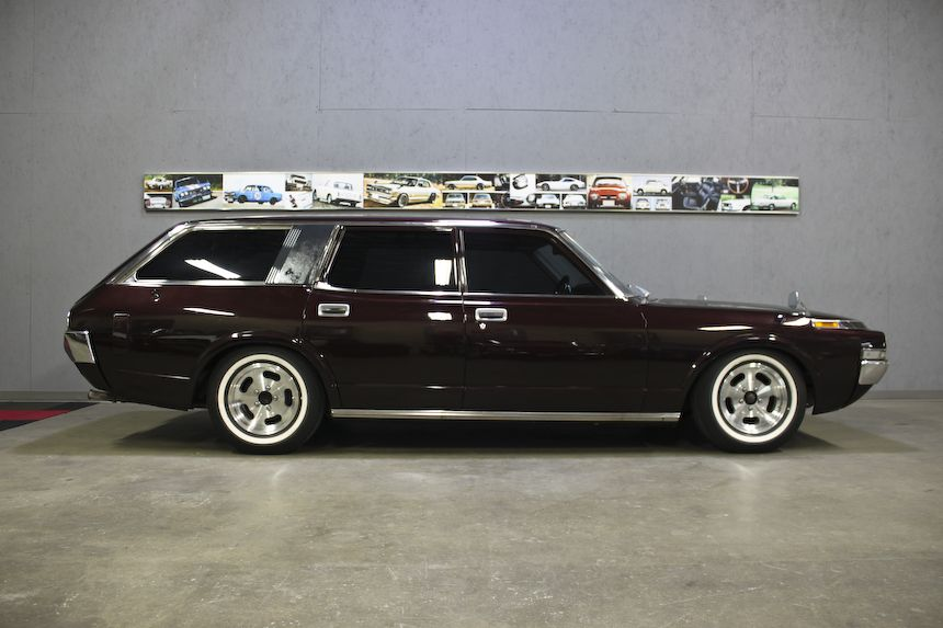 1973 Toyota Crown Station Wagon (Available)