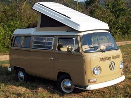 1969 Vw Westfalia Pop Top Camper For Sale Oldbug Com