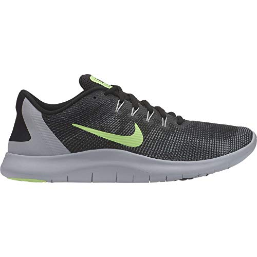Photo of Nike Herren Flex RN 2018 Laufschuh Schwarz / Lime Blast / Cool Grey – CloutShoes.com