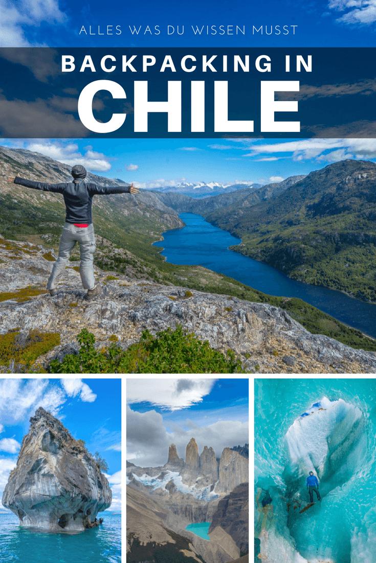 Backpacking in Chile - der Guide für Individualreisende!
