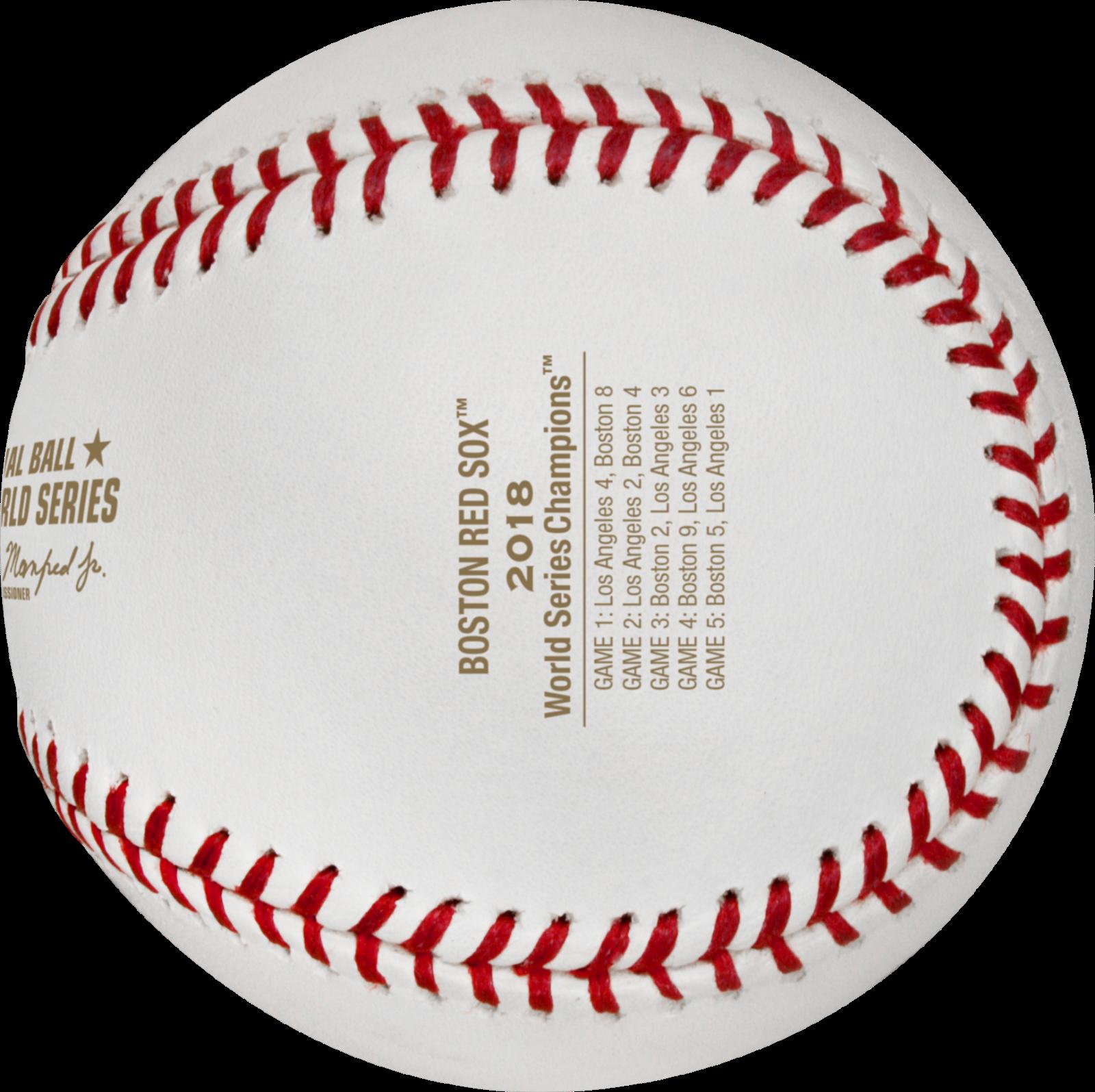 2018 Boston Red Sox Rawlings Official Mlb World Series Champions Baseball Boxed Red Sox Baseball Boston Red Sox Baseball Baseball Cube