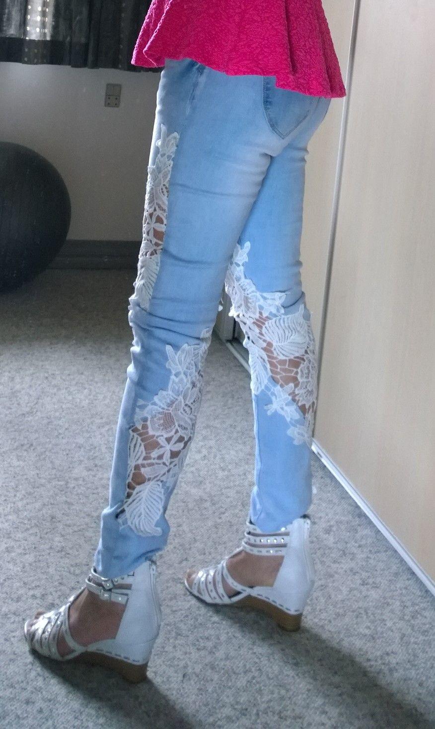 Mine bukser ;)