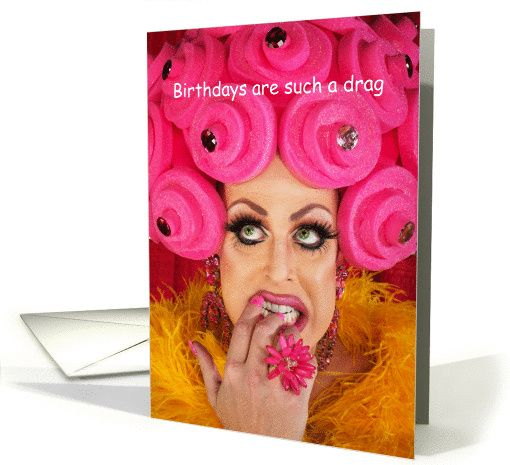 Fabulous gay drag queen birthday card gay cards and gifts fabulous gay drag queen birthday card bookmarktalkfo Choice Image