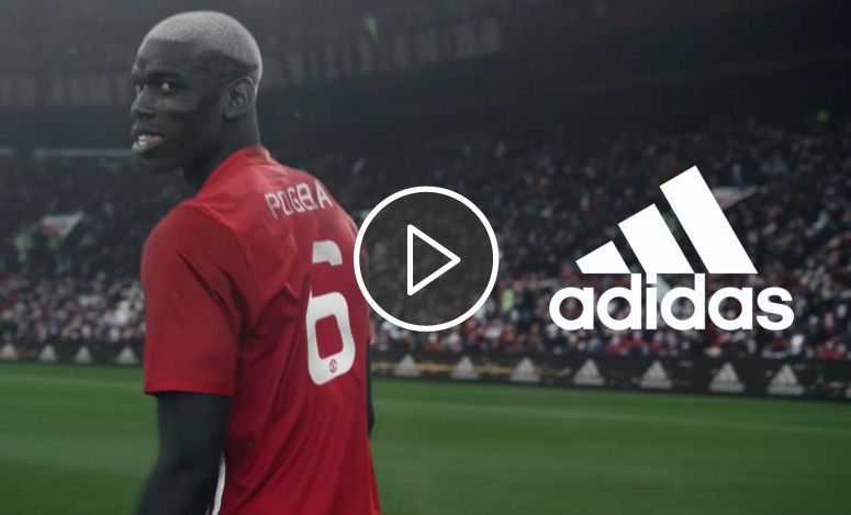 Correctamente Piscina Mecánicamente  Adidas Sport performance Burst 3 - Adidas features Manchester United player  Paul Pogba. HERE TO CREATE | Sport performance, Adidas sport, Sports