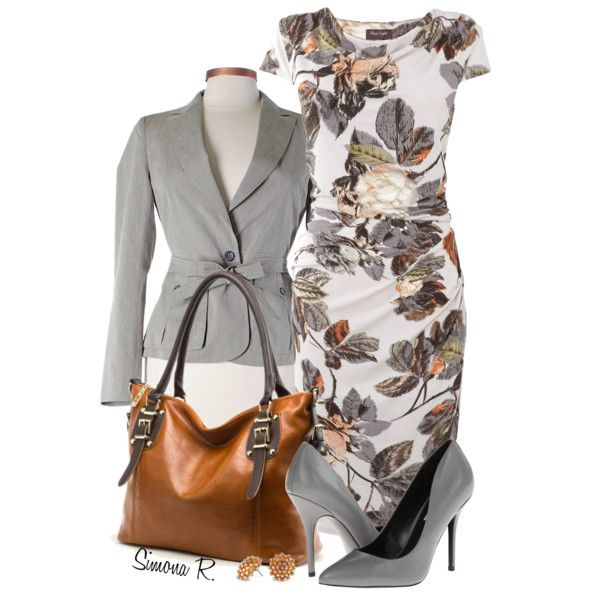 A fashion look from September 2014 featuring Phase Eight dresses, Reiss blazers and Steve Madden shoes. Browse and shop related looks.