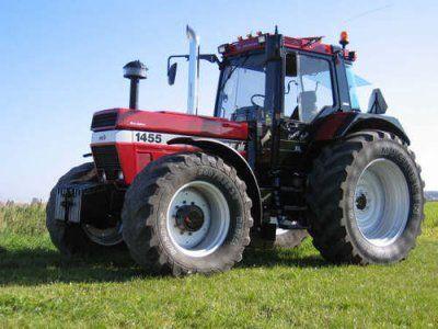 Case Ih 1455 Xl Tractor Klassieke Auto S Trekker
