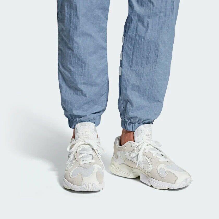 Mens Adidas Yung-1 Cloud White Running White B37616 #fashion ...