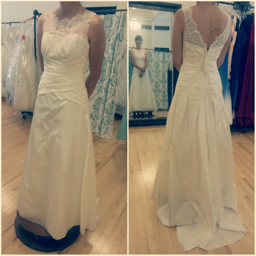 Wedding dress donation  And hereus my dress in case you want look at it as a reference